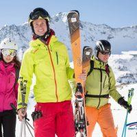 Jak správně testovat lyže