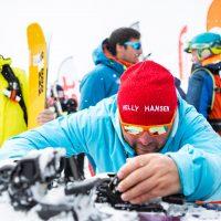 Hlavní vlastnosti lyží
